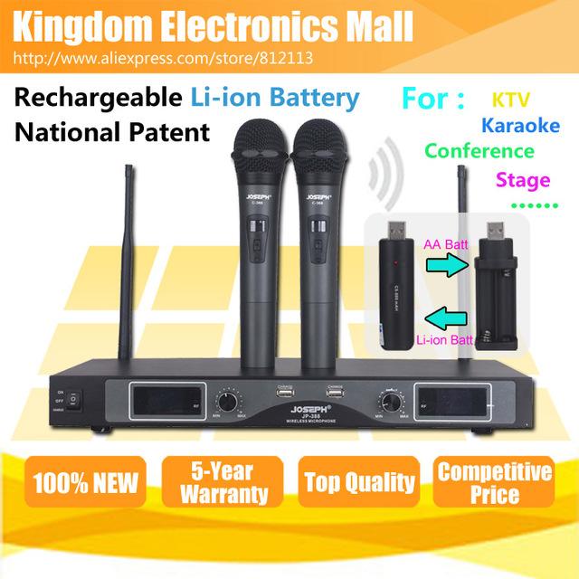 micro sans fil rechargeable
