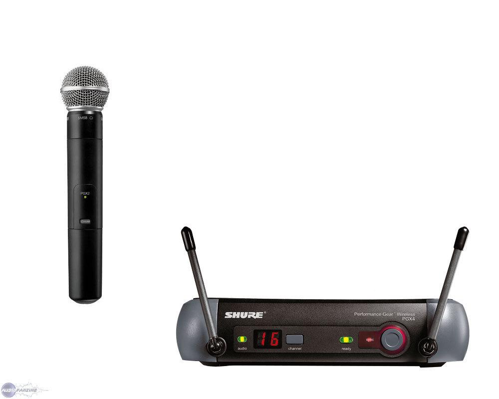 micro sans fil shure a vendre
