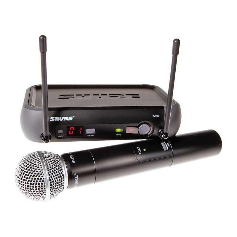 micro sans fil shure sm58