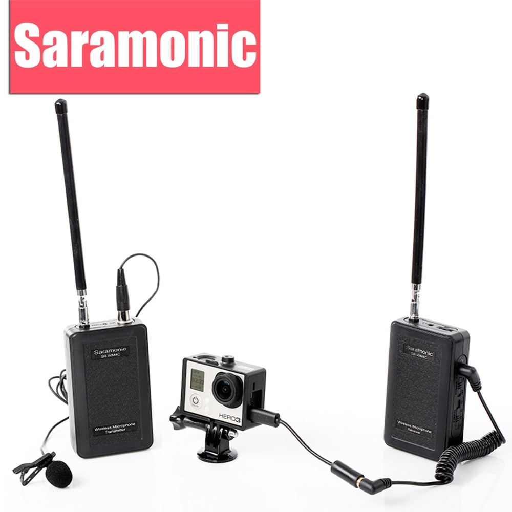 micro sans fil sr-wm4c - saramonic