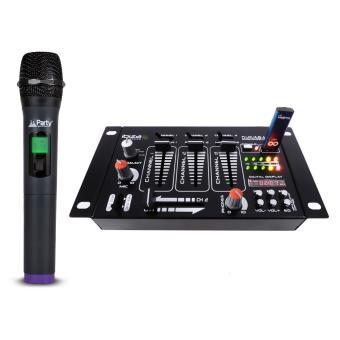micro sans fil table de mixage