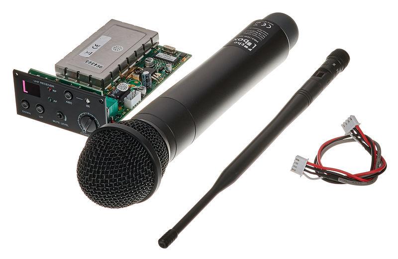 micro sans fil thomann
