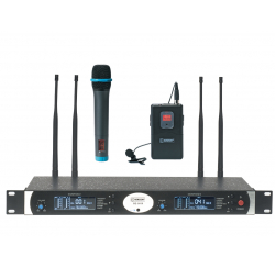 micro sans fil uhf ou vhf