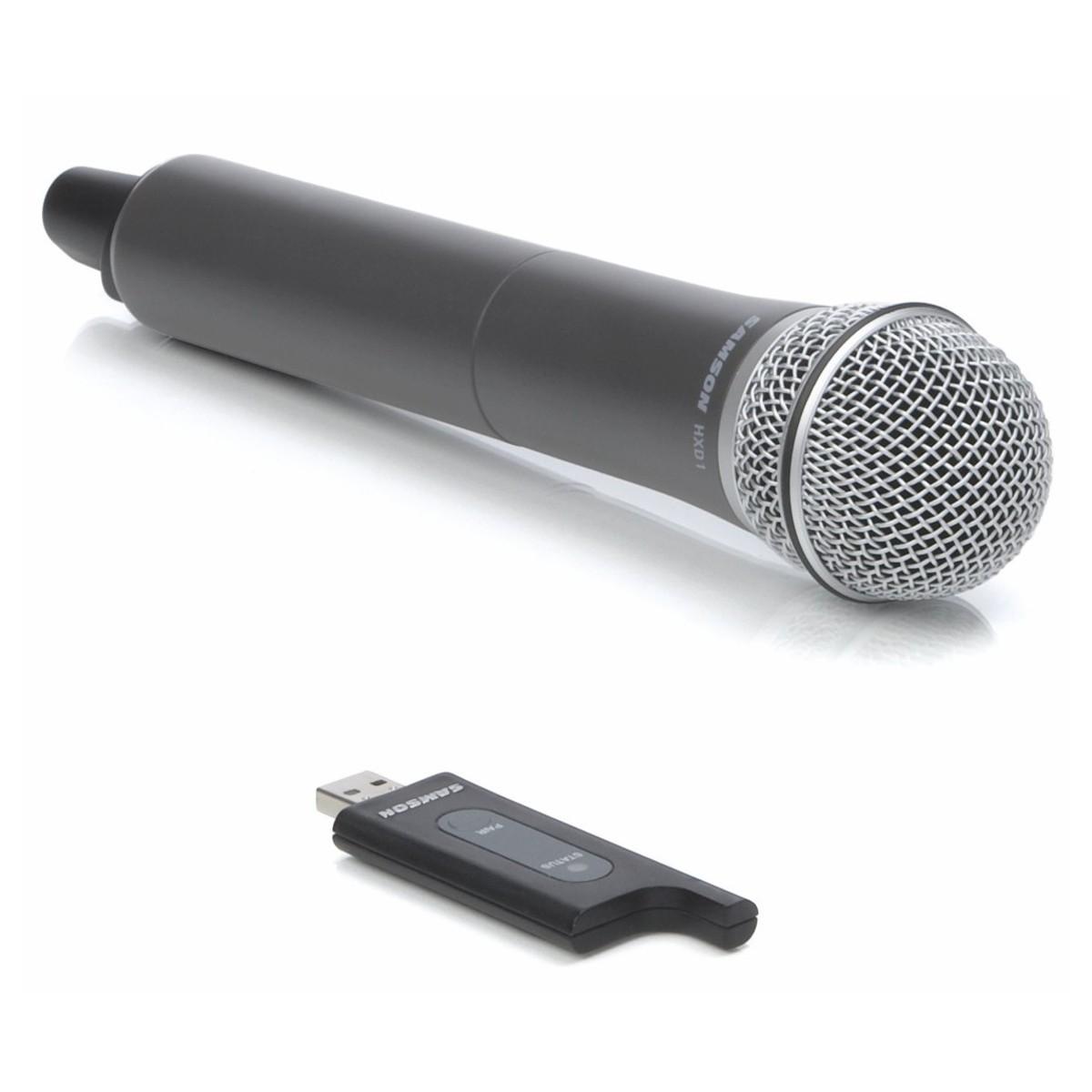 micro sans fil usb samson stage xpd1