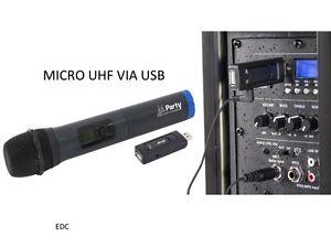 micro sans fil usb