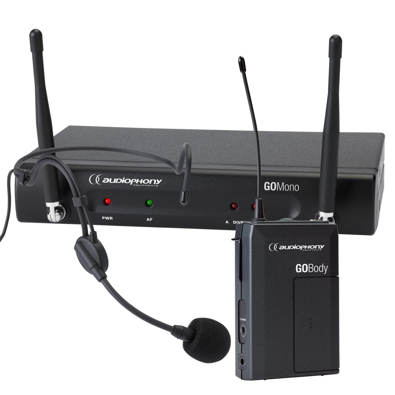 micro sans fil vhf ou uhf