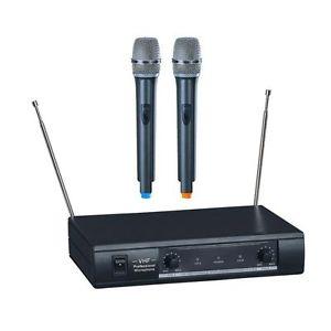 micro sans fil vhf