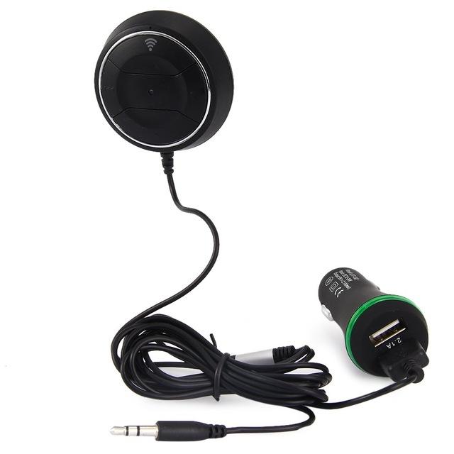 micro sans fil voiture